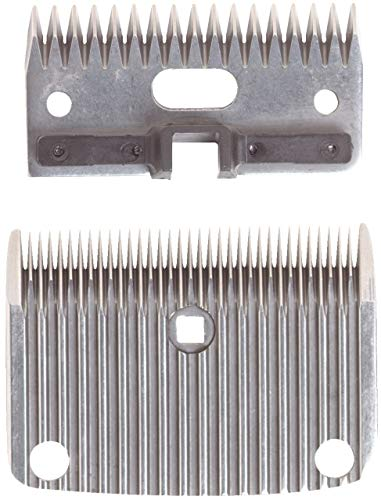 Clipper Blade For Lister Body Clippers, Medium Blade ()
