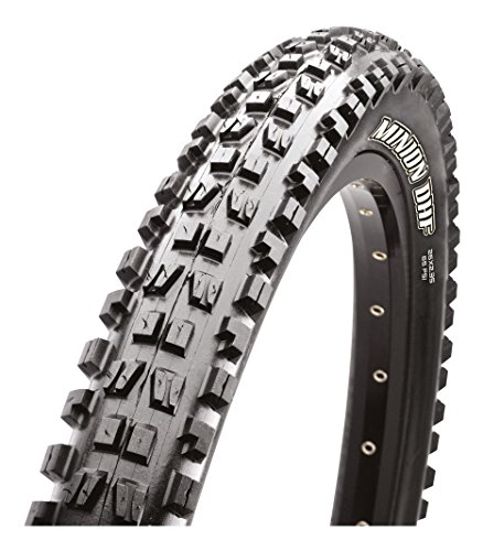 Maxxis Minion DHF Single Ply 26 x 2.35 Black Steel by Maxxis