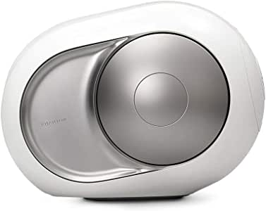 Devialet Phantom Premier Wireless Speaker, Powerful WiFi and Bluetooth Speaker with 3000 Watts and 105 dB Sound, Silver, (DB510AU)