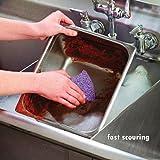 Scotch-Brite - 48011590337 Purple Scouring Pad