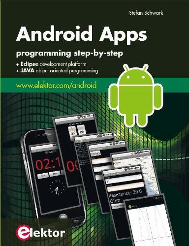 Android Apps: programming step-by-step