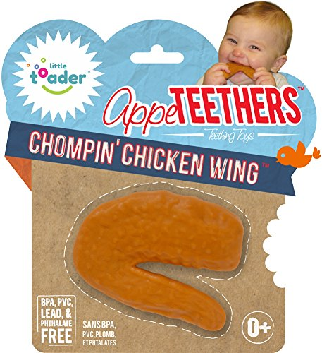 Little Toader Teething Chompin Chicken product image