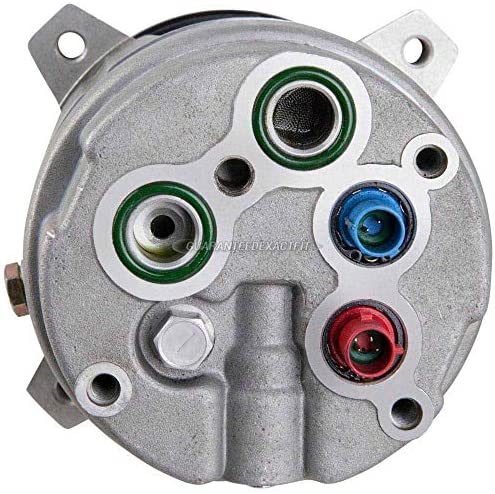 New AC Compressor A//C Clutch For Chevy Beretta Cavalier Buick Cadillac Olds