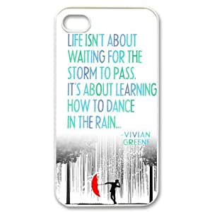 Dance On Hard Plastic Back Cover Case for iphone 4, 4S