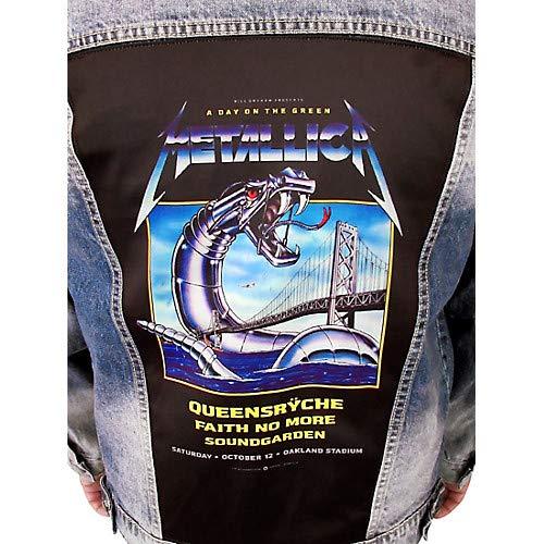 Metallica - A Day On The Green - Boys Denim Jacket