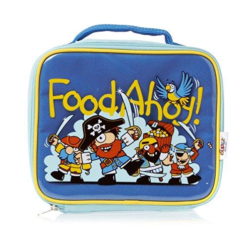 Bugzz Lunch Pirate Bag - Blue xTIdb