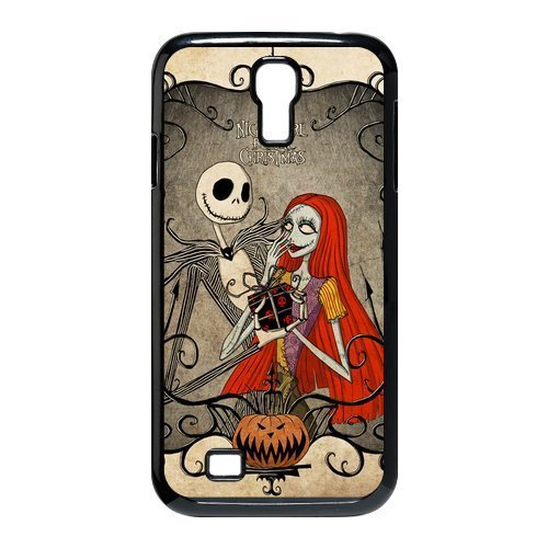 Funny Picture Jack Skellington Samsung Galaxy S4 I9500 Hard Cover Case Of The Nightmare Before Christmas