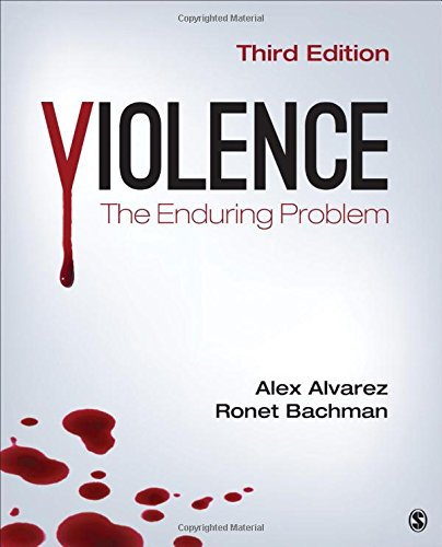 1506349064 - Violence: The Enduring Problem