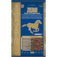Hygain Zero - Low Starch, Low Sugar, Low NSC, Cereal Grain Free, Complete Horse Feed