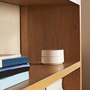 Google Whole Home Mesh Wi-Fi System (set of 1) [US Version]