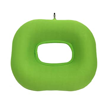 HSJDP Rosquilla Pad, Aire Inflable cojín del Asiento ...
