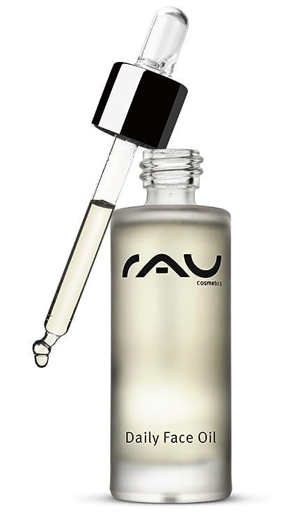 RAU cuidado de cara diario con los mejores aceites naturales 30ml