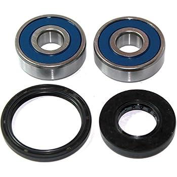 Front Wheel Ball Bearing Seals Kit Fits HONDA ATC185S ATC200 ATC200E 1983
