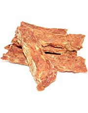 Bulk (1lb) 100% Canadian Chicken Jerky Dog Treats - Natural Single Ingredient (453g / 1 LB)