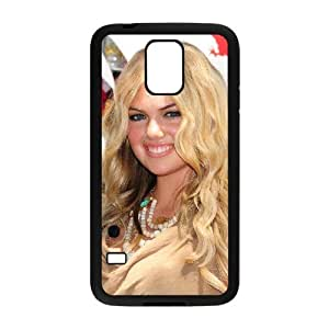C-EUR Customized Print Kate Upton Hard Skin Case Compatible For Samsung Galaxy S5 I9600
