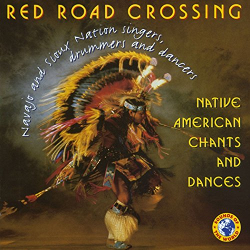 American Dance Music (Native American Chants and Dances)