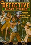 Detective Short Stories - June 1939, Arthur J. Burks, 1597981931