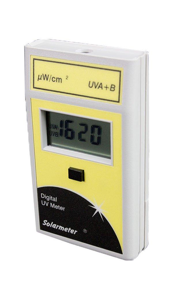 Solarmeter Model 5.7 Sensitive Total UV Meter - Measures 280-400nm with Range from 0-1999 µW/cm² Total UV: Amazon.com: Industrial & Scientific