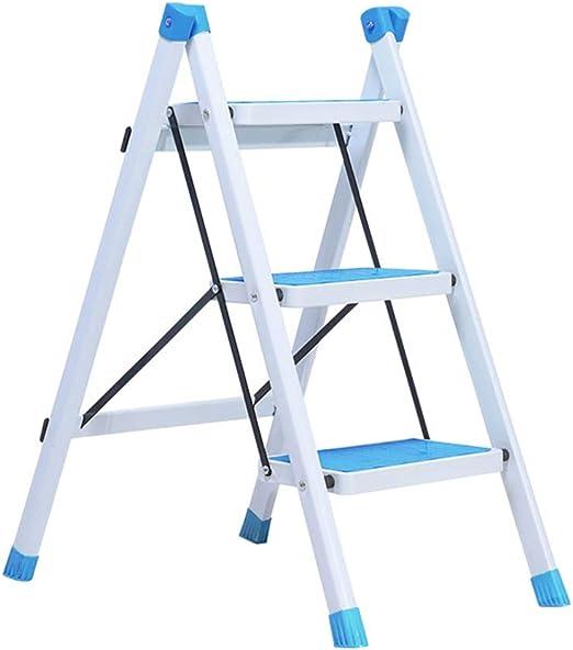 ladder stool Taburete de escaleras, escaleras Plegables, escaleras Infantiles pequeñas, Plancha, multifunción: Amazon.es: Juguetes y juegos