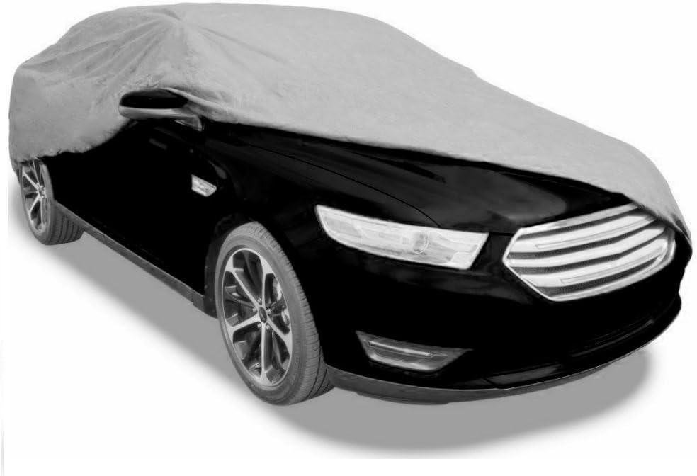 /überwintern von Fahrzeug im Carport oder Garage aus PEVA Abdeckplane PKW Vollgarage Innengarage f/ür Innenraum
