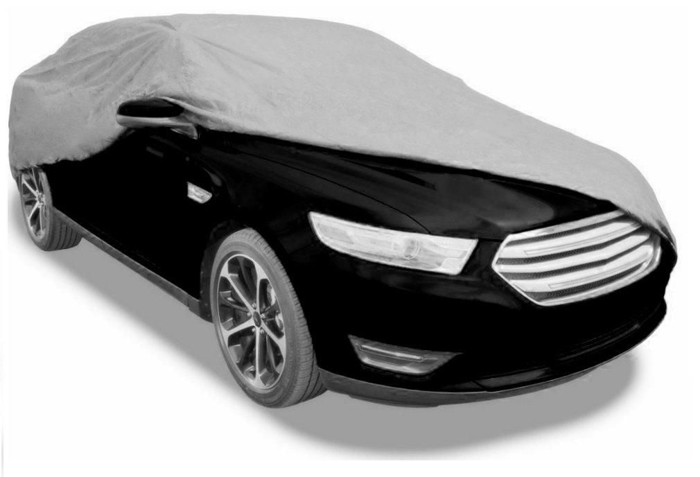 Garage saisons plein de voiture couverture de bâche, été, la pluie, la neige et la poussière, UV convient à Peugeot Partner