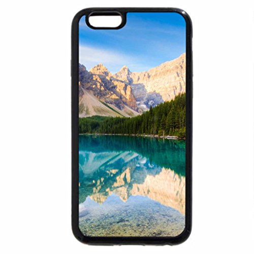 iPhone 6S / iPhone 6 Case (Black) Maroon Lake, White River National Forest, Canada