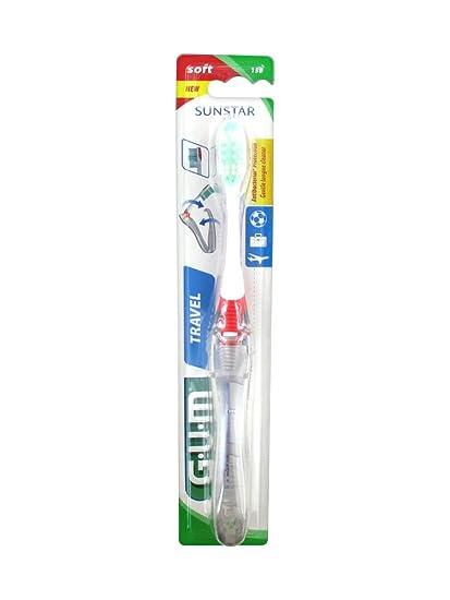 Gum – Cepillo de dientes de viaje 158