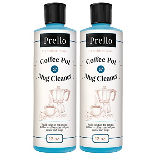 blue coffee pot cleaner - 6