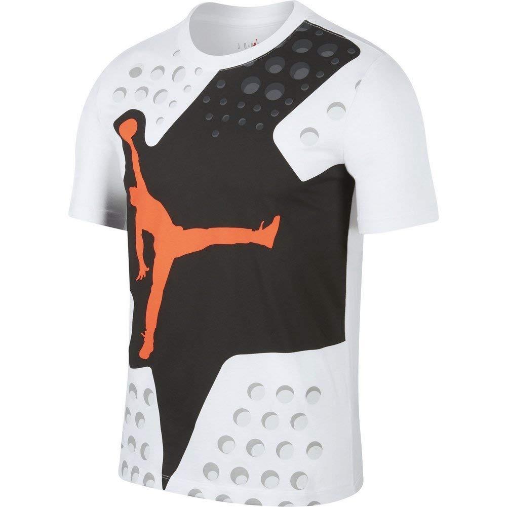 Nike SRT Lgc Aj6 SS tee 1 - Camiseta de Manga Corta Hombre: Amazon ...