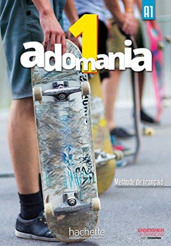 Adomania 1 : Livre de l