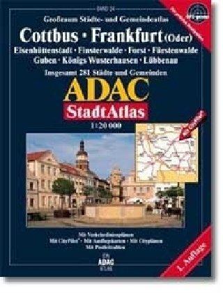 ADAC Stadtatlanten, Niederlausitz, Spreewald, Cottbus