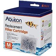 Aqueon Replacement Filter Cartridges Medium (6 Pack)