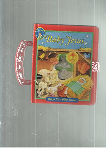 Baby Jesus (Baby's First Bible Stories)
