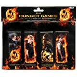 The Hunger Games Movie Bookmarks Magnetic