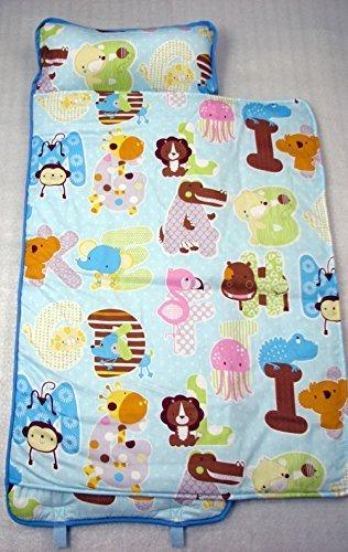 SoHo Rollable Nap Mat for Toddlers, Koala Bear by Ellie and Luke