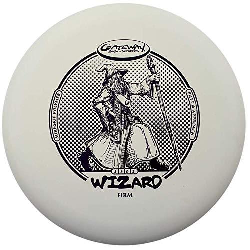 Gateway Disc Sports Sure Grip Firm Wizard パターゴルフディスク [色は異なる場合があります] B07GDQVFK1   173-176g