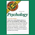 Barron's EZ-101 Study Keys: Psychology Audiobook by Don Baucum Narrated by Stuart Langton