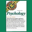 Barron's EZ-101 Study Keys: Psychology Audiobook by Don Baucum Narrated by Stuart Langton