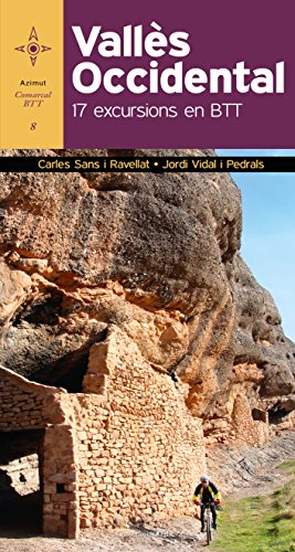 Descargar Libro Vallès Occidental. 17 Excursions En Btt Carles Sans I Ravellat