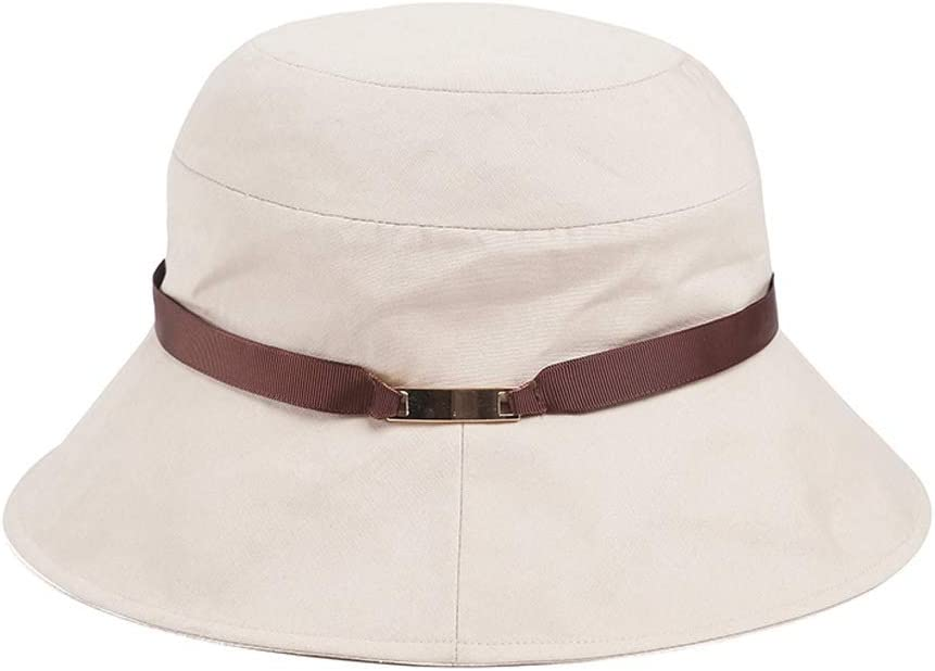 Linagliang Summer Sun Hat color : Beige UV Protection Foldable Storage Travel Cap