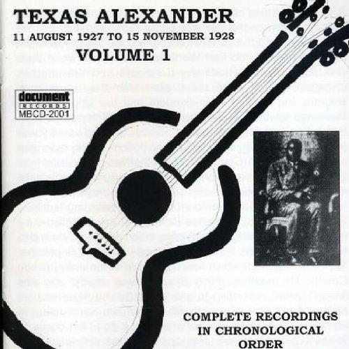 Texas Alexander - 1927-1928 1 - Zortam Music
