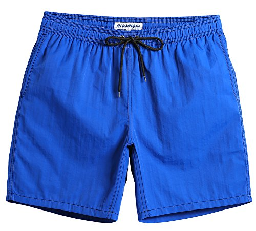 MaaMgic Mens Quick Dry Swim Trunks With Mesh Lining Male Bathing - Swinsuits Mens