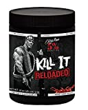 Cheap Rich Piana 5% Nutrition Kill It Reloaded Pre Workout (Cherry Berry) 18oz (513 Grams) 30 Servings