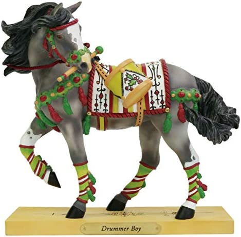 Trail of Painted Ponies Dillard s 2019 Holiday Exclusive Drummer Boy 6.5 Collectible Horse Figurine