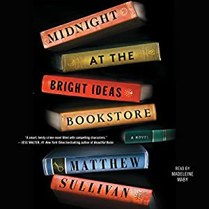 Midnight at the Bright Ideas Bookstore Audiobook