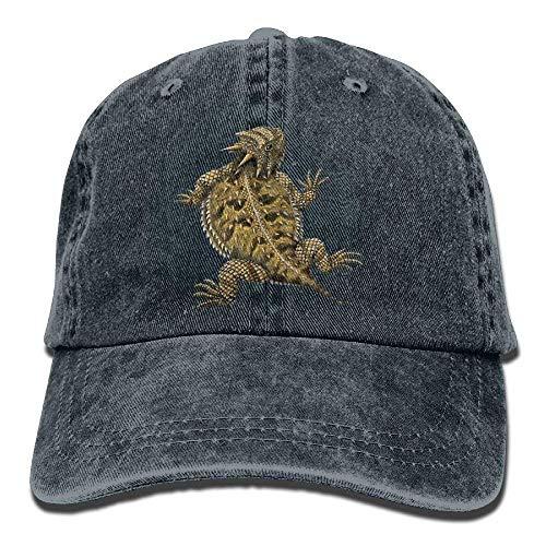 Wyoming Cowboys Pins - Paul Garza Cowboy Hat Cap Men Women Quzim Wyoming Mascot Horned Lizard