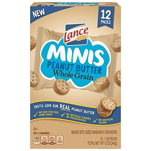 Lance Peanut Sandwich Crackers Multipack
