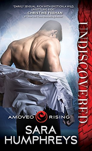 Undiscovered (Amoveo Rising Book 1) cover