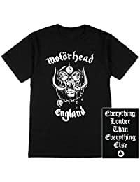 Motorhead - England T-Shirt