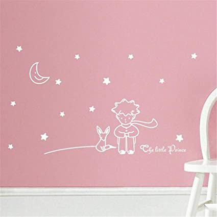 Amazoncom The Little Prince Wall Decal Le Petit Prince